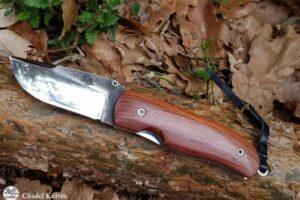 Citadel Chantha Rosewood Pocket Knife