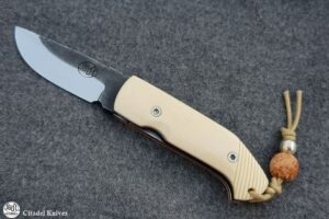 Pocket Knife Citadel Saigon Bone Z