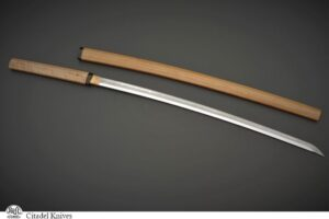 Citadel Sword blade in Shira Saya