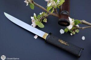 "Citadel ""Aikuchi Vintage"" Japanese Knife"