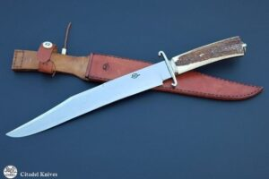 "Citadel Bowie ""Chattanooga""- Hunting Knife."