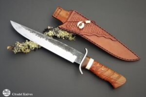 Citadel Pioneer Rosewood- Hunting Knife