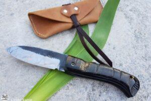 Citadel Aizto Big Rough- Friction Pocket Knife