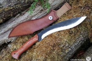Citadel Kukri Gurkhas- Fixed Blade Knife