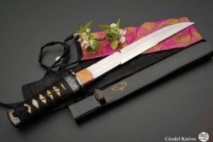 """Citadel Tanto """"Hoshi"""" Japanese Style Knife"""