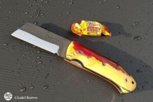 "Citadel ""Torpedo Sablo""- Folding Knife"