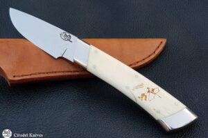 """Citadel """"Archer OS""""- Couteau de Chasse"""