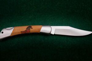 Couteau de poche Citadel Branwen Chevaux