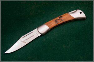 Couteau de poche Citadel Branwen Cheval et Main