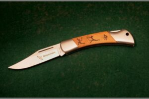 Couteau de poche Citadel Branwen Archers