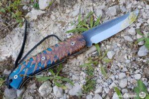 """Citadel """"Danang O kyanos""""- Couteau de Poche"""