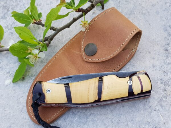 etui couteau chasse
