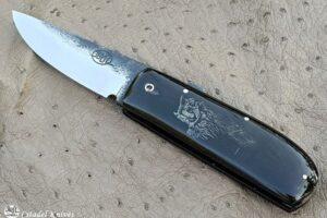 """Citadel """"Phan Thiet UHU""""- Couteau de Poche"""
