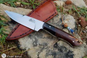 "Citadel ""Rithy-Krnhoung""- Fixed Blade Knife."