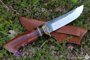 """Citadel """"Trapper SP""""- Hunting Fixed Blade Knife"""
