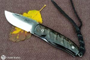 "Citadel ""Chantha Alba""- Folding Knife."