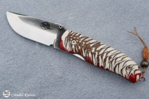 "Citadel ""Chantha Rico""- Folding Knife."