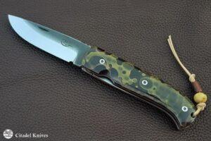 "Citadel ""Danang Planet""- Folding Knife"