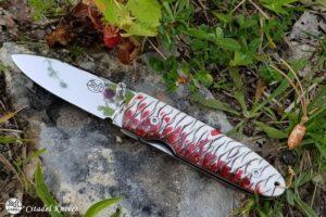 "Citadel ""Monterey Florac"" Folding Knife."