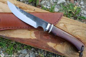 "Citadel ""Sable""- Fixed Blade Knife"
