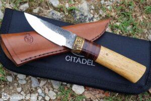 "Citadel 'Nordic Small""- Hunting Knife"