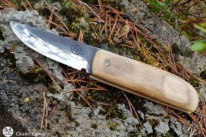 "Citadel ""Phan Thiet Bamboo""- Friction Folding Knife"