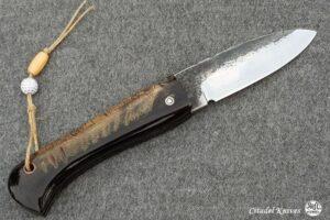 "Citadel ""Aizto Goierri""- Friction Folding Knife"