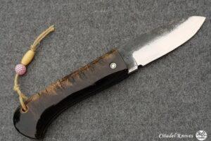 """Citadel """"Aizto Ordizia""""- Friction Folding Knife."""