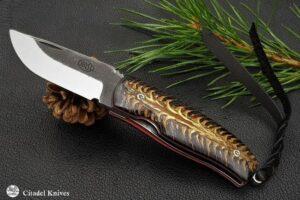 "Citadel ""Chantha Tiga""- Folding Knife"