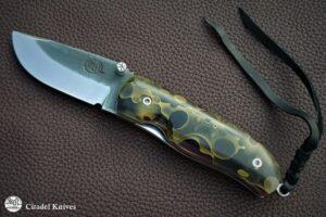 "Citadel ""Chantha Cosmos""- Folding Knife."