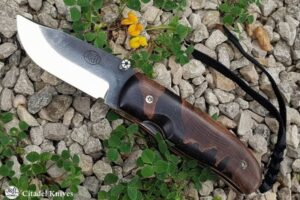 """Citadel """"Chantha Rouco""""- Folding Knife."""