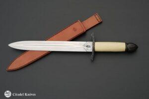 """Citadel Dagger """"Patay""""- Fixed Blade Knife"""