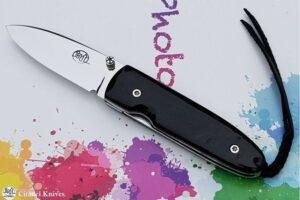 """Citadel """"Monterey Horn""""- Folding Knife."""