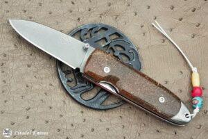 "Citadel ""Monterey Damas""- Couteau de Poche."