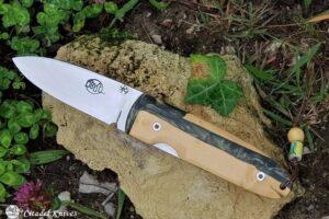 """Citadel """"Monterey Boxwood Khaki""""- Folding Knife"""