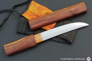 "Citadel ""Okibati Chamreak""- Japanese Style Knife"