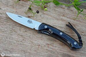 """Citadel """"Kampot Smooth""""- Folding Knife."""