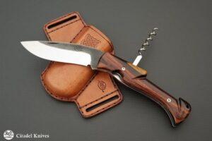 """Citadel """"Le Chasseur Hermoso""""- Couteau de Poche."""