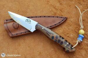 "Citadel ""Rithy Banksia""- Fixed Blade Knife."