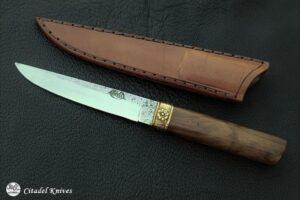 "Citadel ""Steak Knife Stylish""- Fixed Blade Knife."