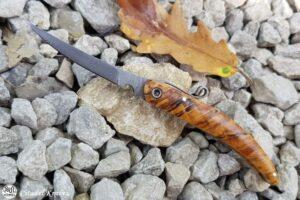 "Citadel ""Trey Tui Beechwood""- Folding Knife."