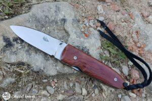 "Citadel ""Monterey Rosewood""- Folding Knife."