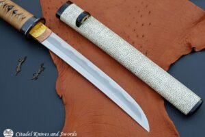 "Citadel ""Tanto Tapioca""- Japanese Knife Style."